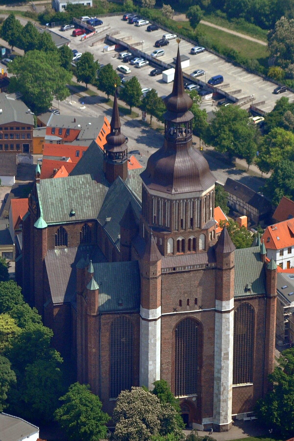 St Marien Kirche Stralsund Wikipedia