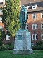 Stralsund, Germany, Lambert-Steinwich-Denkmal (2006-09-12).JPG
