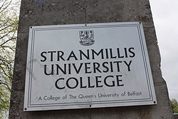 Stranmillis University College, Belfast, May 2010 (01).JPG
