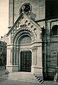 Strasbourg synagogue quai Kléber portail principal 1898-1940.jpg
