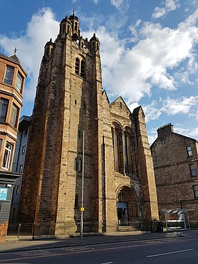 Strathbungo Parish Church, 605 Pollokshaws Road, Glasgow.jpg