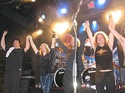 Stratovarius en Tavastia, 2006