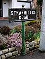 Street Sign, Belfast - geograph.org.uk - 1773615.jpg