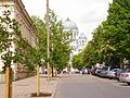 Street in Kaunas city.JPG