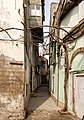 Street of the Old City, Baku, Azerbaijan 6685.jpg
