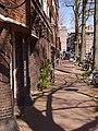 Streetview of the Nieuwe Uilenburgerstraat in old Amsterdam - free photo, Fons Heijnsbroek.jpg