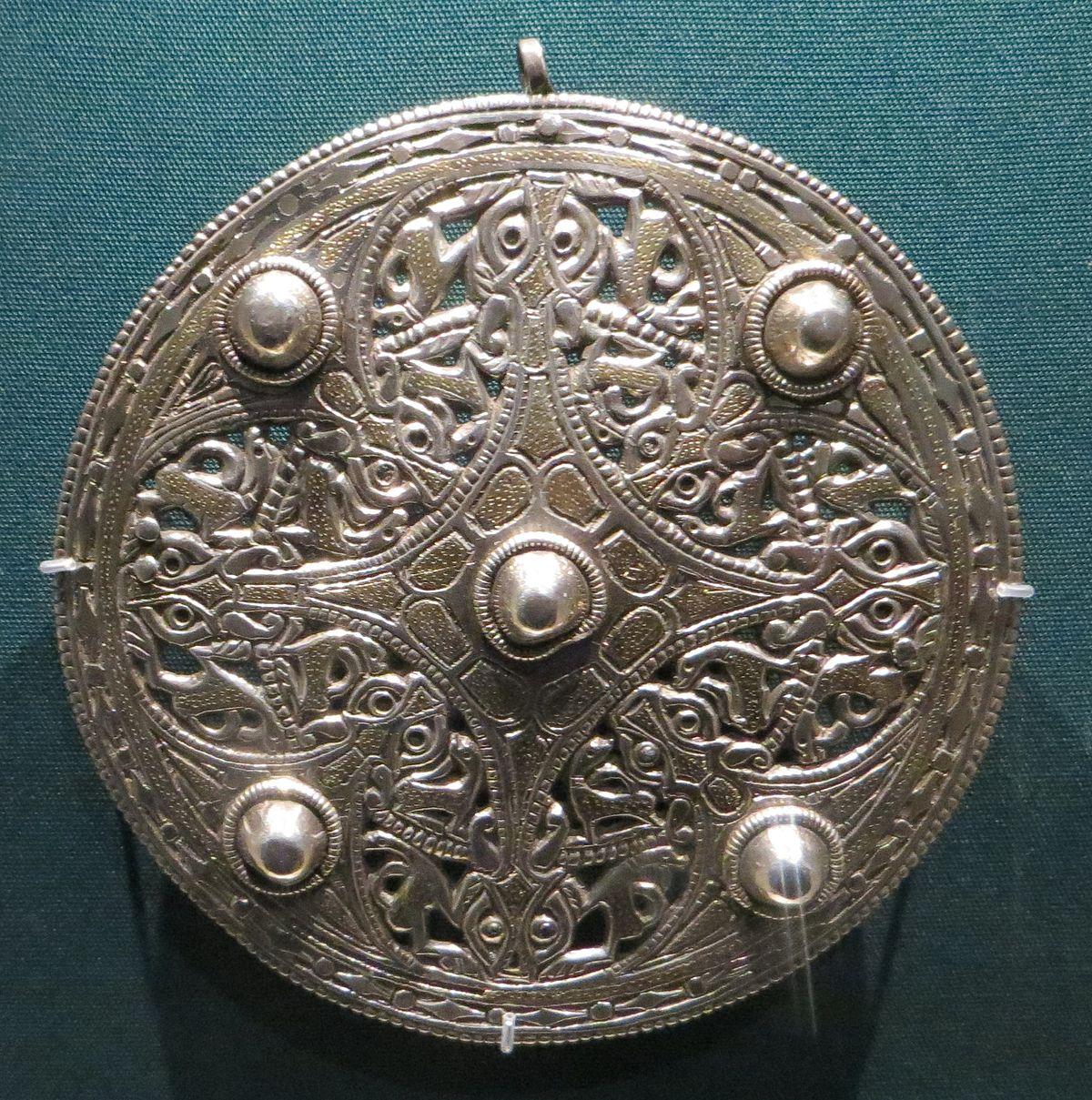 strickland brooch