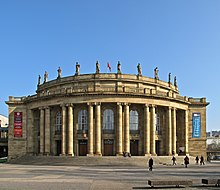 Description de l'image Stuttgart Staatstheater 9.jpg.