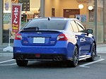 Subaru WRX S4 STI Sport EyeSight (DBA-VAG) rear.jpg