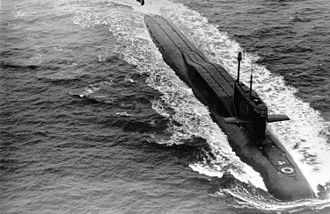 Yankee-class submarine - Yankee II-class submarine.