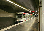 Subway bochum bergbaumuseum