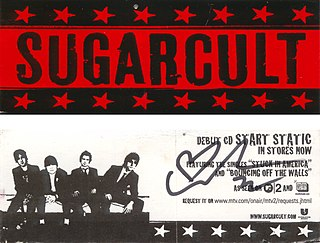 Sugarcult American rock band