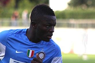 Sulley Muntari - Muntari with Inter