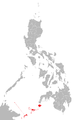 Sulu Islands Location Map Red.png