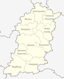 Regione di Šumen