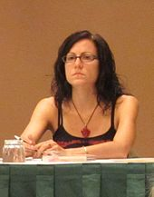 Sunsara Taylor at Texas Freethought Convention panel.jpg