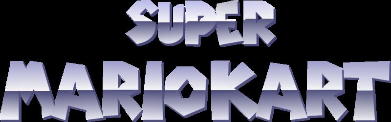 File:Super-Mario-Kart-Logo.png