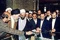Supreme Leader Ali Khamenei in Shah Abdol Azim Mosque (33).jpg