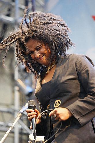 Susheela Raman - Raman performing in 2007