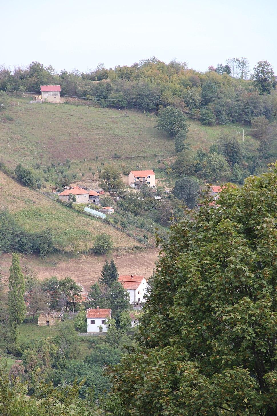 Suvodanje - opština Valjevo - zapadna Srbija - panorama 12