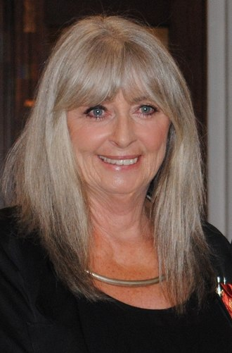 2012 New Year Honours (New Zealand) - Image: Suzie Moncrieff (cropped)