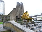 File:Swansea Castle - geograph.org.uk - 1484958.jpg