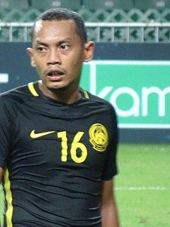 Syazwan Zainon Malaysian footballer