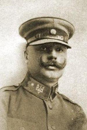 Pavlo Shandruk - Pavlo Shandruk 1920