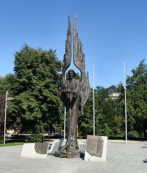 Szczecin Pomnik Ofiar Grudnia 70
