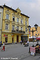 Szczecinek, śródmieście miasta - ul. Bohaterów Warszawy 11 - 002.jpg