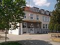 Szenczi Molnár Albert Gimnázium - az iskola épülete.JPG
