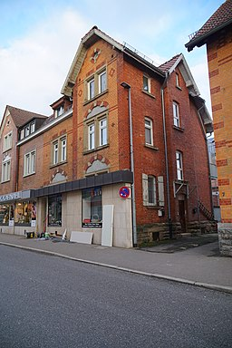 Tübinger Straße in Böblingen