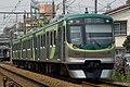 Tōkyū 7000 series (II) EMU 7101f.jpg