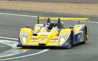 Yojiro Terada Japanese racing driver