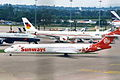 TC-IND MD-83 Sunways MAN 02APR97 (6923259805).jpg