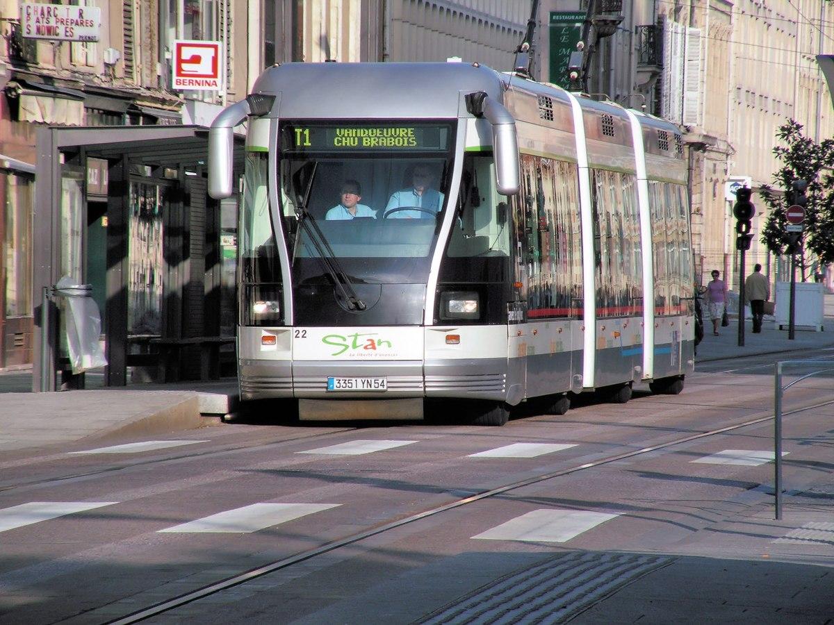 Rue Saint-Georges (Nancy) — Wikipédia