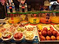 TW 台灣 Taiwan 新台北 New Taipei 萬里區 Wenli District 野柳 Yehliu outdoor market 港東路 August 2019 SSG 03.jpg