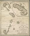 Tabula novissima atque accuratissima Caraibicarum insularum sive Cannibalum, quae etiam Antillae Gallicae dicuntur, item insulae Supraventum, et in Archipelago Mexicano sitae sunt, ac detectae a (4584053590).jpg