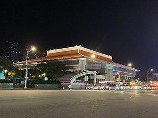 Taipei Main Station Major railway station in Taipei, Taiwan