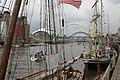 Tall Ships 2005 at Newcastle Gateshead Quayside - geograph.org.uk - 107634.jpg