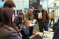 Tallinn Digital Summit press presentation- e-Estonia (37111827450).jpg