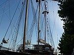 Tallship Peacemaker moored in Toronto, 2013 06 20 -e.JPG
