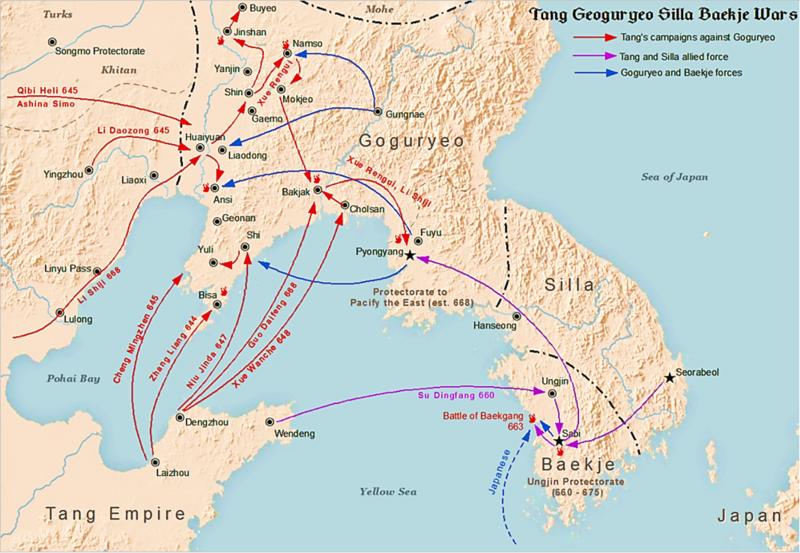 East Asian Dynamic Provinces Overhaul (with Citations Etc