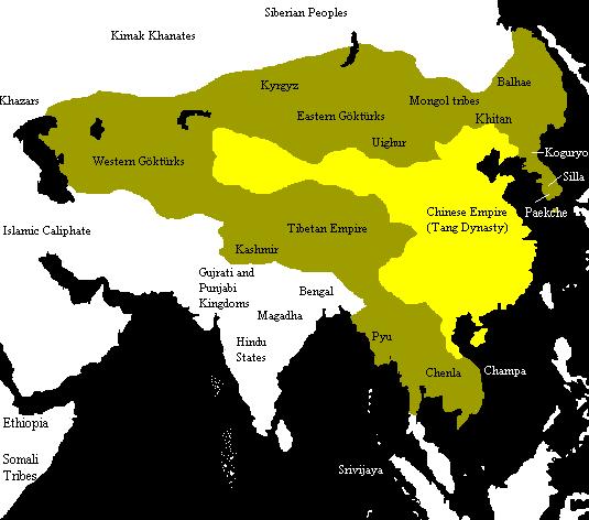 Tang dynasty1