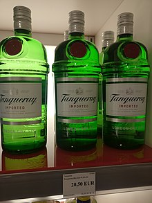 Tanqueray gin in a dutyfree store.jpg