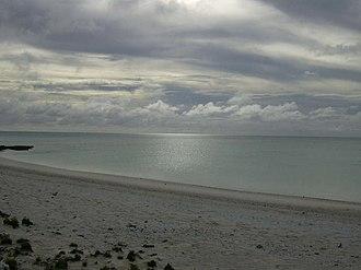 Bokak Atoll - Image: Taongi Beach & Lagoon