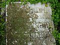 Taormina - Tomba del barone Karl Stempel (1862-1951) - foto di Giovanni Dall'Orto 3a.jpg