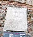 Targa commemorativa di Carlo Salvarezza in Piazza Dante Alighieri - Noli.jpg