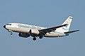 Tarom Romania Boeing 737-700 YR-BGG (42346425181).jpg