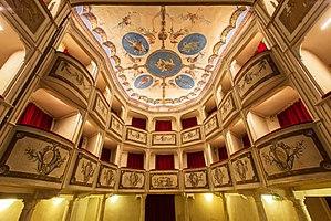 Teatro della Concordia (Monte Castello di Vibio, Italy)